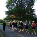courir en groupe ou courir seul