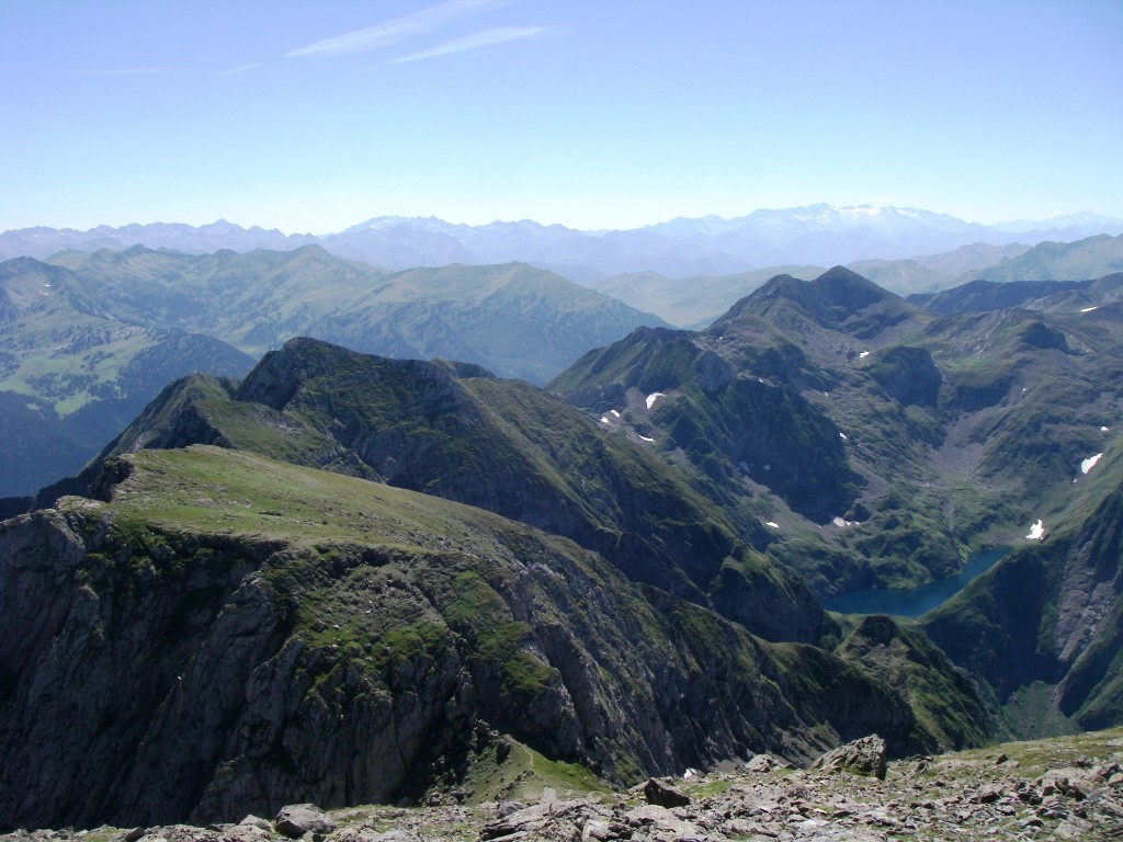 Sommet Mont Valier